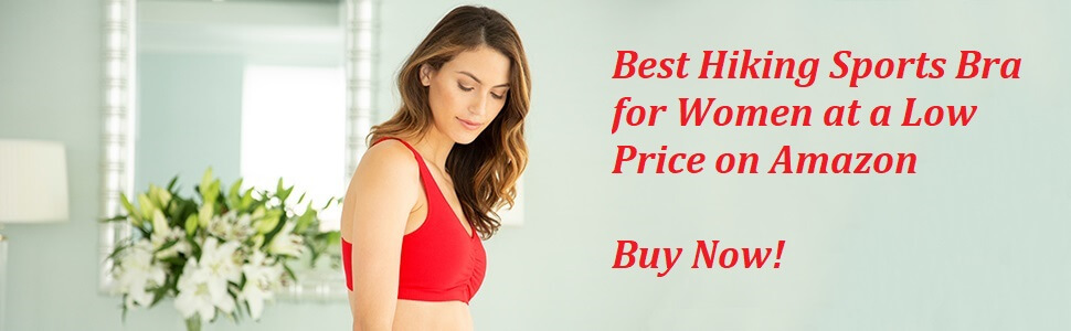 Best Hiking Sports Bra for Women at a Low Price on Amazon