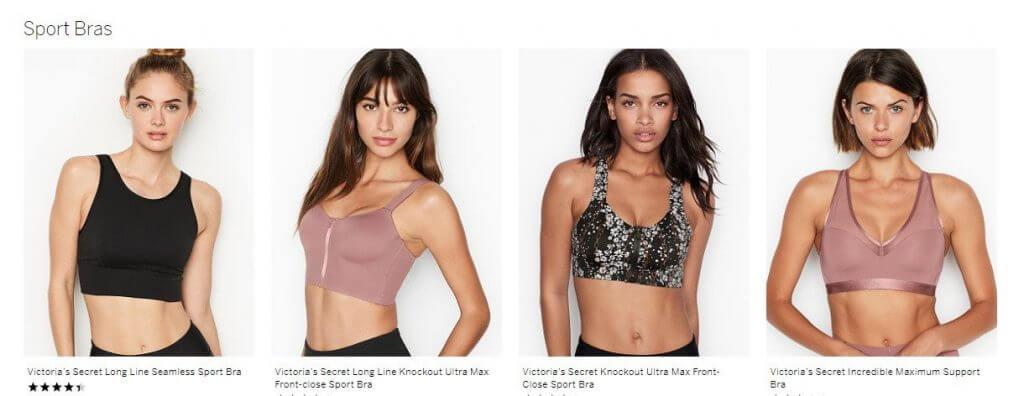 10 Best Victoria Secret Sports Bra for Women at Amazon