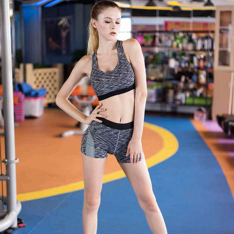 Brand-Women-s-Tracksuits-Sports-Bra-Shorts-for-Running-Gym-Fitness-Clothing-Girl-Gym-Yoga-Bra