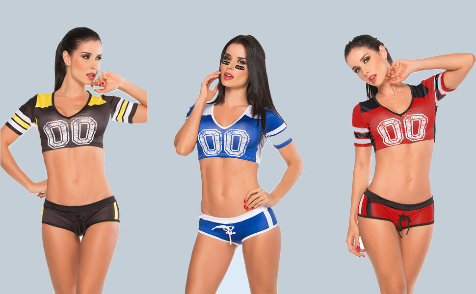Best Women Football Player Costumes 2021