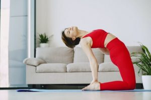 Ustrasana helps to make your breast bigger