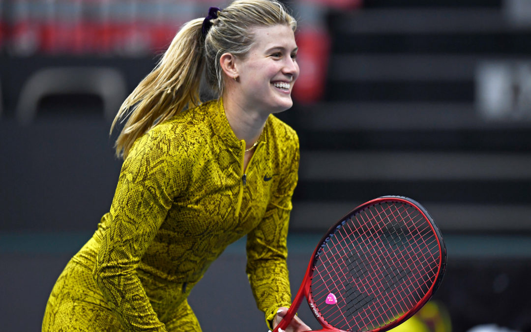 #5 Canadian Female Tennis Players 2021