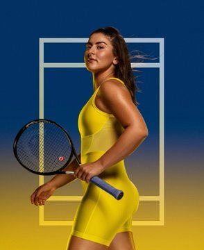 Bianca Andreescu reveals Nike outfit for Australian