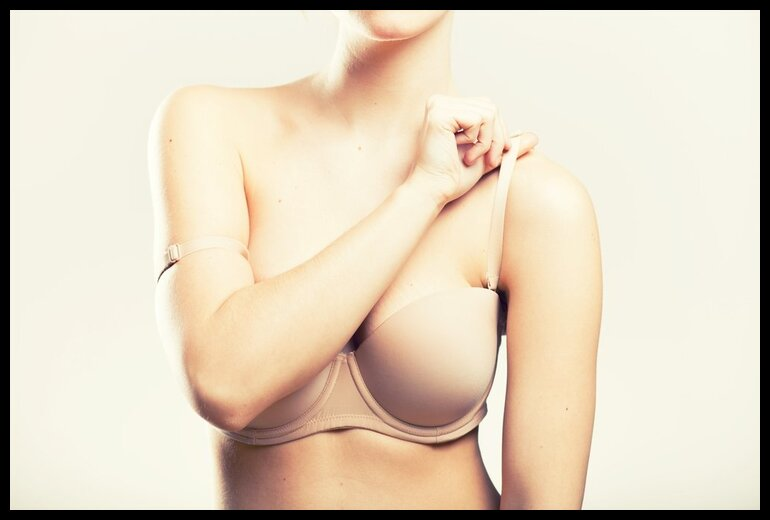 how to prevent bra straps from loosening