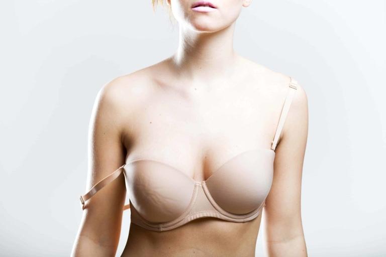 How to Tighten a Bra Strap