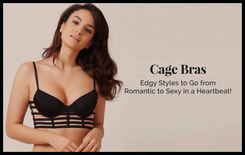 What is a Cage Bra
