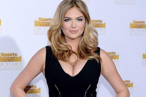 What Size Bra Does Kate Upton Wear