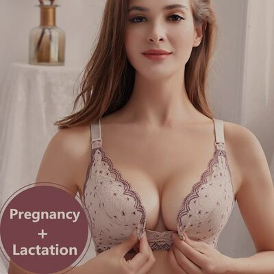 Benefits of Not Wearing a Bra During Pregnancy