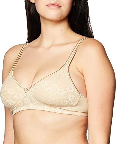 Blissful Benefits by Warner's Wirefree Lace Comfort Bra Review
